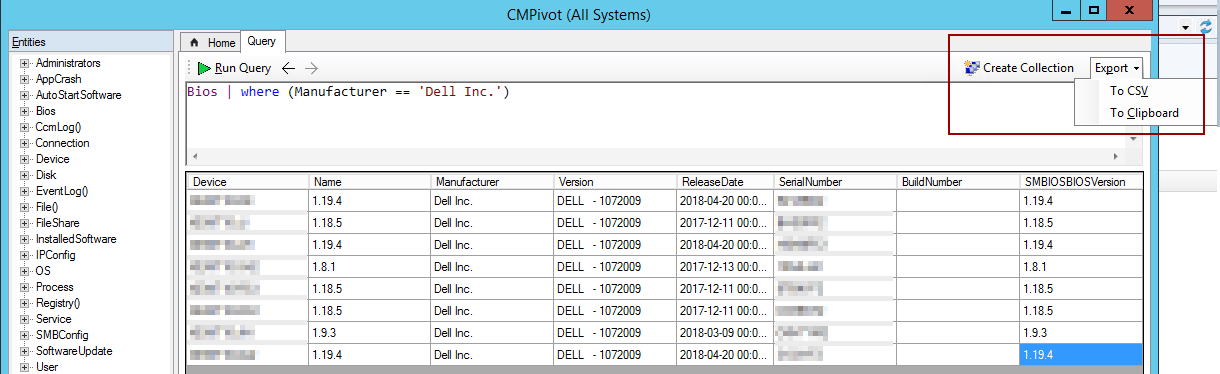 SCCM 1806 – News and features – Xenit Technical