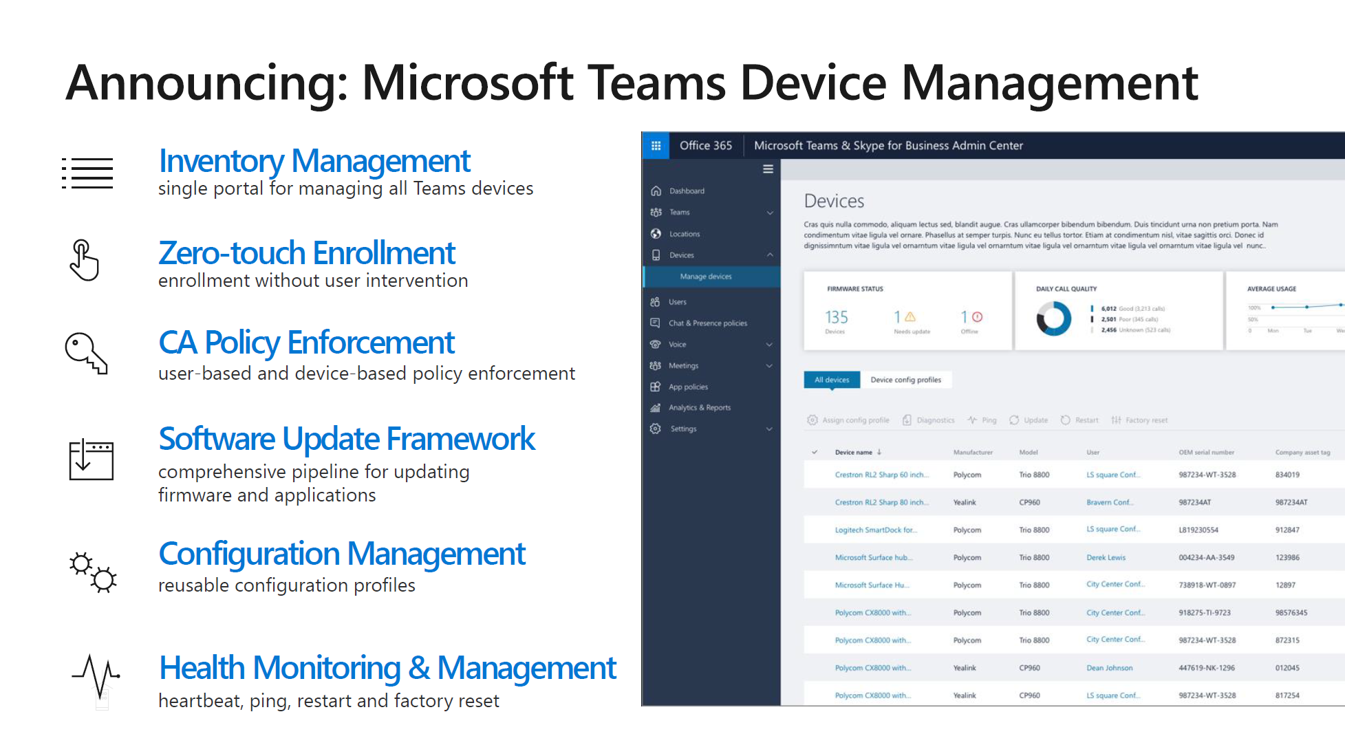 Microsoft Teams Rooms for modern meetings – Xenit Technical