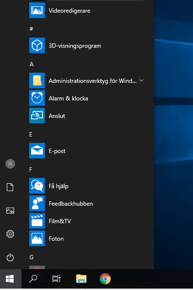 How to handle pinned start menu apps in Windows 10 – Xenit Technical