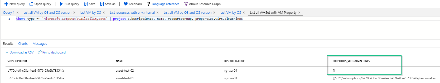 Resource Graph Explorer and common use cases – Xenit Technical